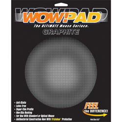 L.C. Industries WOW Mouse Pad, Graphite