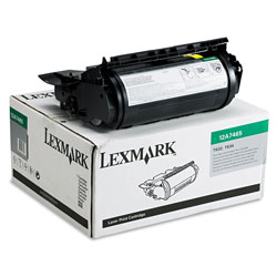 Lexmark Extra High Yield Print CartridT632, T634, 32K, Return Program, Black