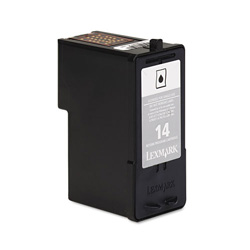 Lexmark 18C2090 (14) Ink, 175 Page-Yield, Black
