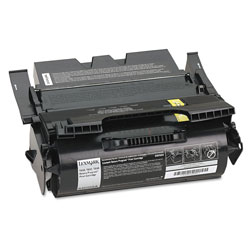Lexmark Print Cartridge for T640 Laser Printers