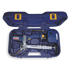 Lincoln Lubrication 12 Volt DC Cordless Grease Gun w/Case Charger