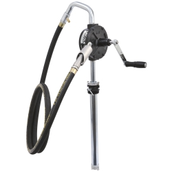 Lincoln Lubrication Premium 3-Vane Rotary Fuel Pump with Hose