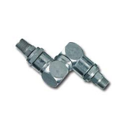 Lincoln Lubrication Swivel Nozzle