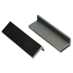 Lisle Rubber Faced Vise Jaw Pads
