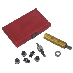 Lisle Oil Pan Plug Rethreading Kit