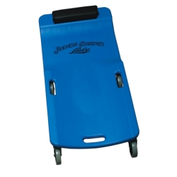 Lisle Blue Large Wheel Plastic Creeper