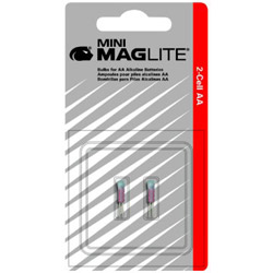 Maglite® Mini Mag AA Bulbs 2 Pack