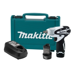 "Makita 12V Max Lithium Ion 3/8"" Drive Impact Wrench Kit"