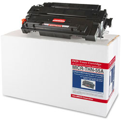 Micromicr MICRTHN55A Compatible Toner, 6,000 Page Yield, Black