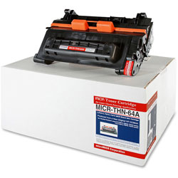 Micromicr MICRTHN64A (CC364A) Toner Cartridge, Black