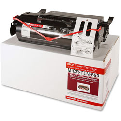 Micromicr MICRTLN650 Toner, 7,000 Page Yield