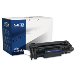 MICR Print Solutions 11AM Compatible MICR Toner, 6000 Page-Yield, Black