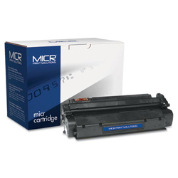 MICR Print Solutions 13AM Compatible MICR Toner, 2500 Page-Yield, Black