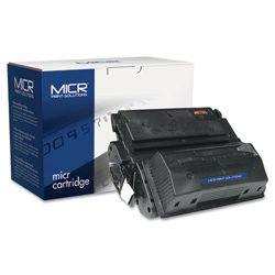 MICR Print Solutions 39AM Compatible MICR Toner, 18000 Page-Yield, Black