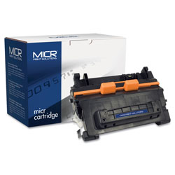 MICR Print Solutions 64XM Compatible High-Yield MICR Toner, 24000 Page-Yield, Black