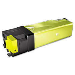 Media Sciences 40084 Compatible High-Yield Toner, 1900 Page-Yield, Yellow