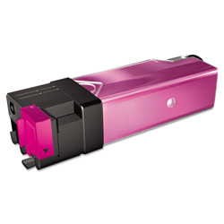 Media Sciences 40127 Toner, 2,500 Page-Yield, Magenta