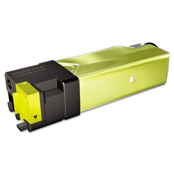 Media Sciences 40128 Toner, 2,500 Page-Yield, Yellow