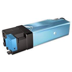 Media Sciences Toner Cartridge, 2000 Page Yield, Cyan