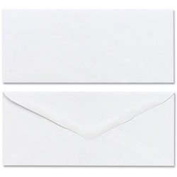 Mead Plain Envelopes, No. 10, White