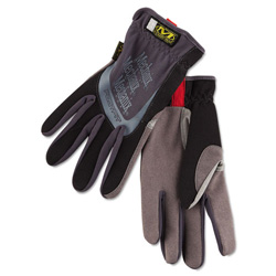 Mechanix Wear FastFit Gloves, Black, XX-Large