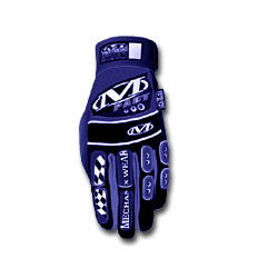 Mechanix Wear M Pact 2 Gloves Blue/Large
