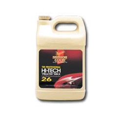Meguiars Hi Tech Yellow Wax 1 Gallon