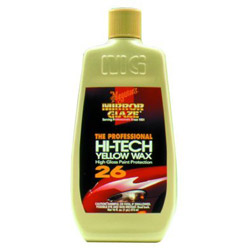 Meguiars Hi Tech Yellow Wax 11 Oz. Paste