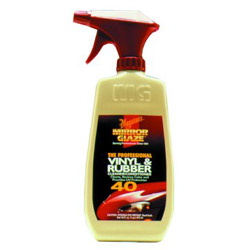 Meguiars Pro Vinyl and Rubber Cleaner 16 Oz.