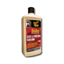 Meguiars Solo One Liquid System Cut and Polish Cream Quart
