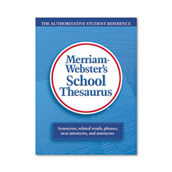 Advantus Merriam Webster's School Thesaurus