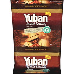 Classic Coffee Concepts Yuban 86307 Circular Filters, 100% Colombian Coffee, 1.2 Ounces