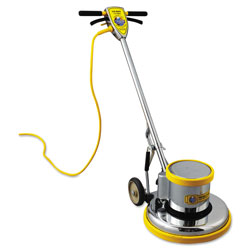 Mercury Floor Machines Pro-175 Series Super Heavy-Duty Floor Buffer Machine, 17""