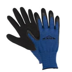Magid The ROC Latex Coated Palm, Bamboo Shell Glove - Medium