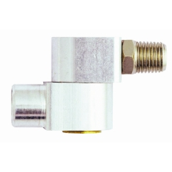 "Milton 1/4"" NPT Air Hose Swivel Connector"
