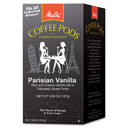 "Melitta One:One 75411 Vanilla Coffee Pods, ""French Kisses"""