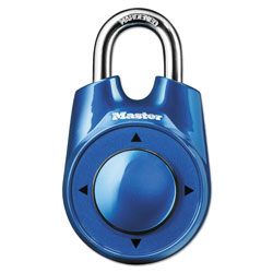 Master Lock Company Speed Dial Combination Lock, 4-Way Directional, Asst