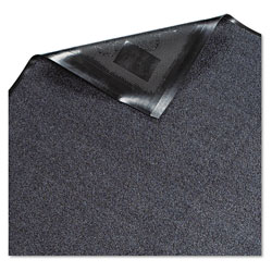 Millennium Mat Company Indoor Platinum Series Walk Off Mat, Gray, 3' x 5