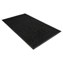 Millennium Mat Company Indoor Platinum Series Walk Off Mat, Black, 3' x 5