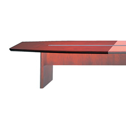 Mayline Corsica Modular Conference Table Top, 72w x 54d, Sierra Cherry