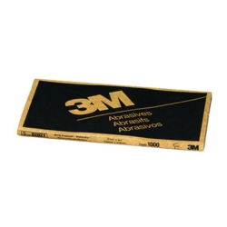 "3M Imperial Wetordry 5-1/2"" x 9"" Sheet - 50 Sheets per Sleeve"