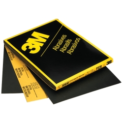 "3M imperial Wetordry 9"" x 11"" Sheet - 50 Sheets per Sleeve"
