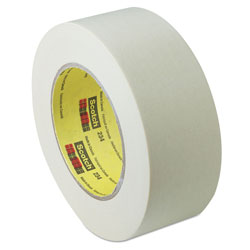 "Scotch General Purpose Masking Tape 234, 1.88"" x 60yds, 3"" Core, Tan"