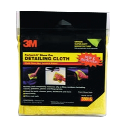"3M Perfect-It Show Car Detailing Cloth, 12"" x 14"""