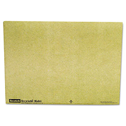 Scotch Recyclable Padded Mailer, #5, Green, 10/Pack