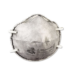 3M R95 Particulate Respirator with Nuisance Level Organic Vapor Relief, 20 Per Box