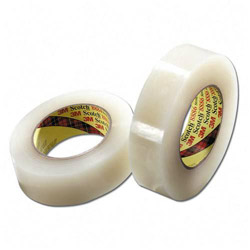 3M High Performance Stretchable Tape, 36mm x 55m Roll, 6 Mils. Thick