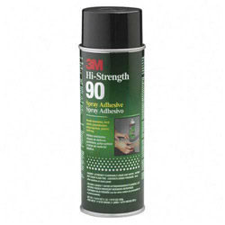 3M Hi Strength 90 Heavy Duty Spray Adhesive, 17.6 oz.