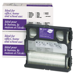 Scotch Glossy Refill Rolls for Heat-Free Laminating Machines,100 ft.