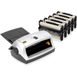 "Scotch Heat Free Laminator, 8-1/2"" Wide, 1/10"" Maximium Document Thickness"
